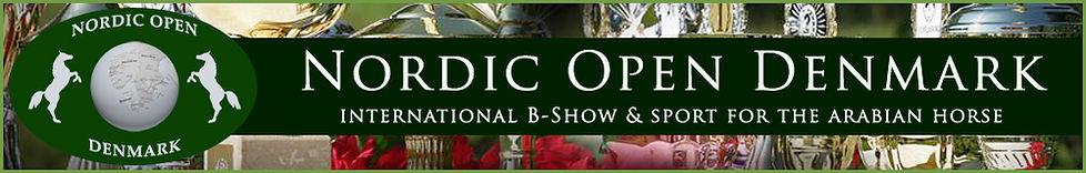 EvoPegasus Sponsoring Senior Mares Championships Nordic Open Denmark Show Int B ECAHO