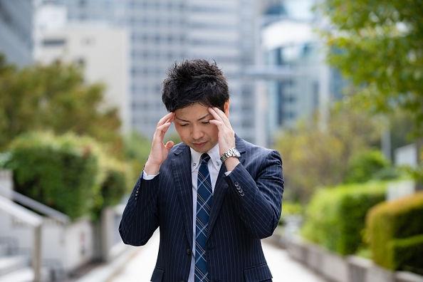 DRTを武村整体で受けた腰痛を改善したい男性の画像