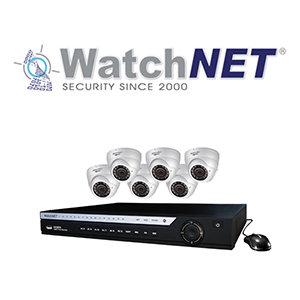 Watchnet 6 Camera System