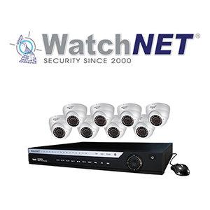 Watchnet 8 Camera System
