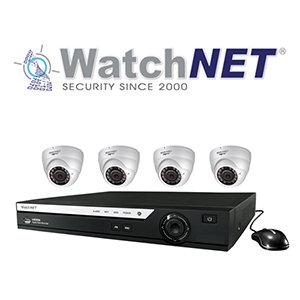 Watchnet 4 Camera System