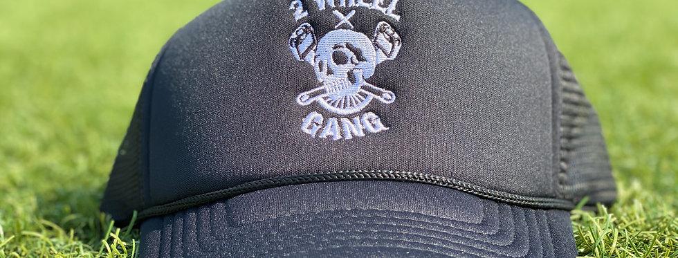 2 Wheel Gang Trucker(Black)