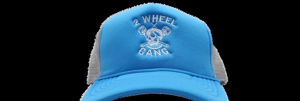 2 Wheel gang Trucker(Light Blue/Grey)