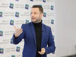 רון לופטין הרצאה