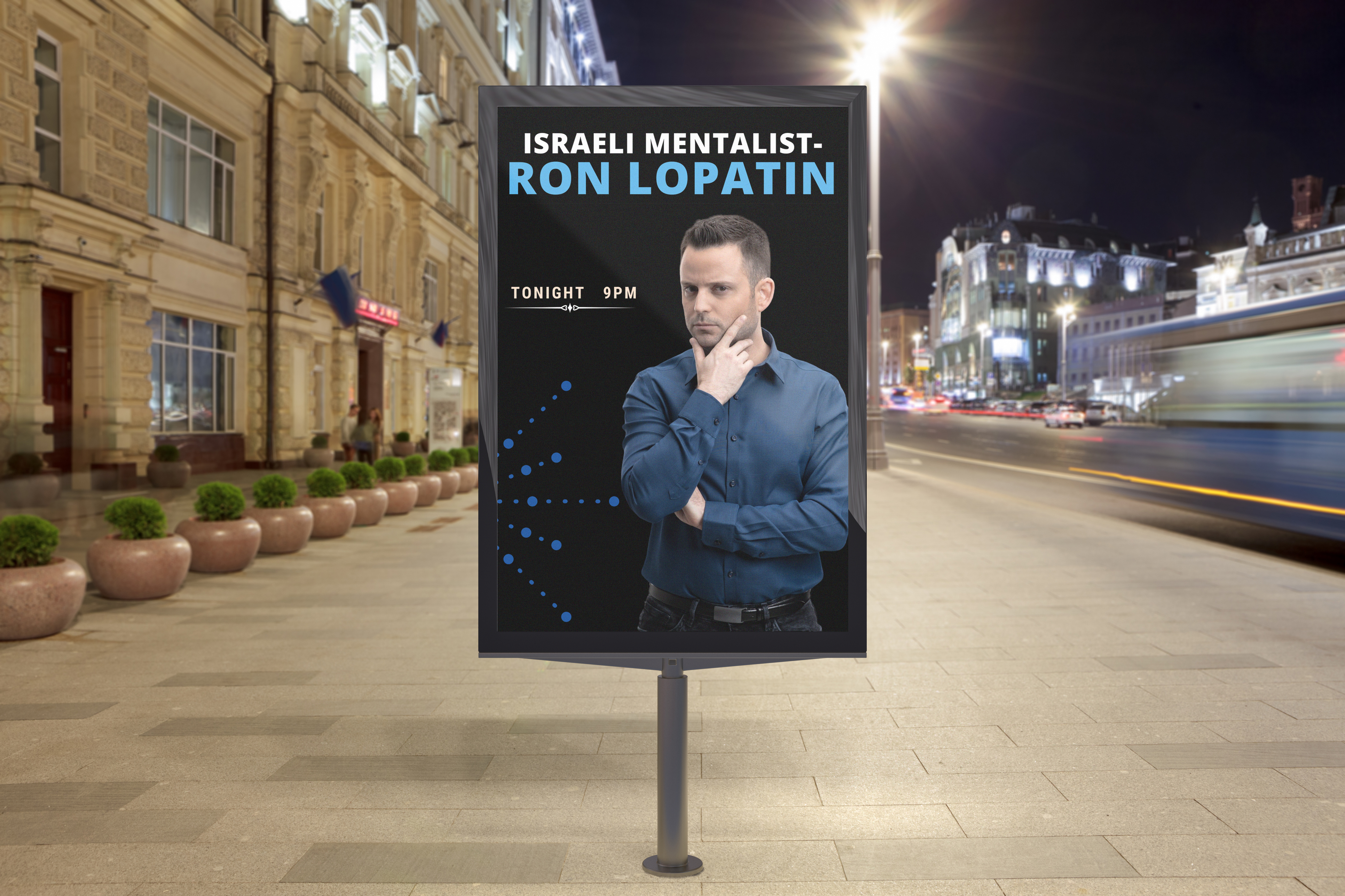 Ron Lopatin Mentalist