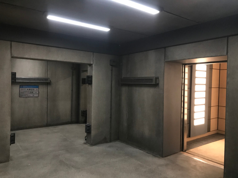 elevator to prison