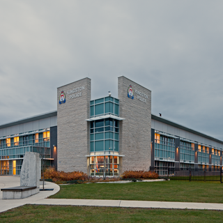 Kingston Police Headquarters