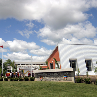 Hamilton Emergency Services Station No. 20