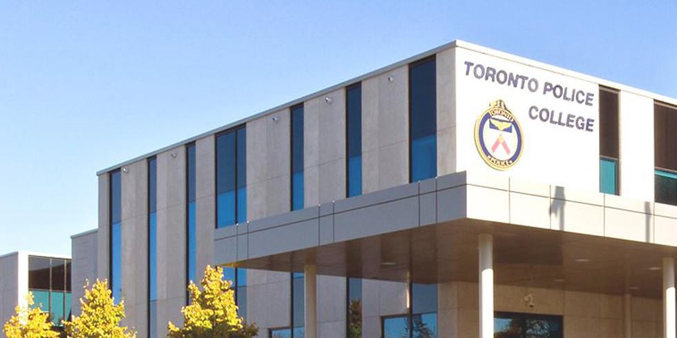 TOUR: Toronto Police Training Centre