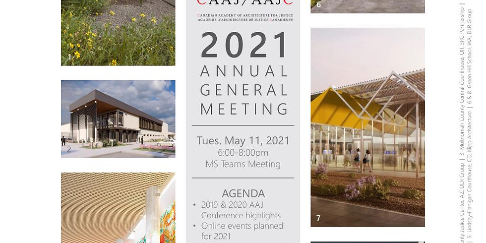 CAAJ 2021 Annual General Meeting