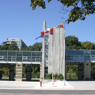 Mississauga Fire and Emergency Services Station No. 106 and Peel Regional Paramedic Services Satellite Station No. 5