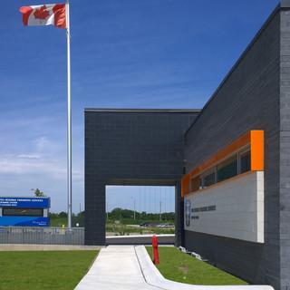 Peel Regional Paramedic Services Exchange Drive Satellite Station