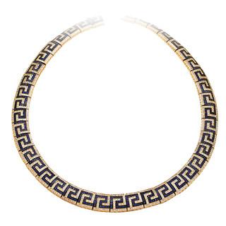 Greek Fashion Necklace