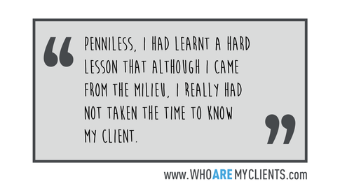 Quote #31 from the book Who Are My Clients by Antoine B. Carrière