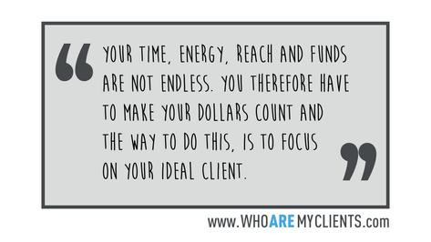 Quote #23 from the book Who Are My Clients by Antoine B. Carrière