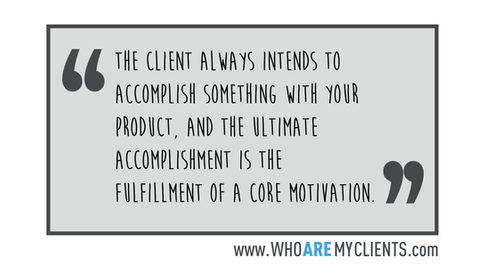 Quote #11 from the book Who Are My Clients by Antoine B. Carrière