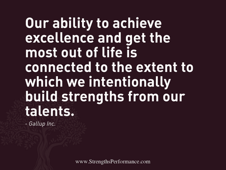 Ability to achieve excellence