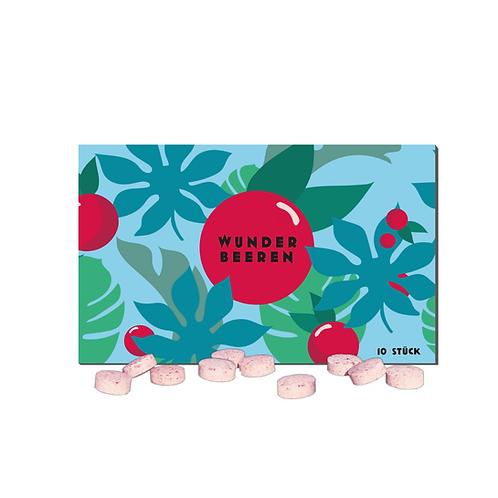 1 Packung Wunderbeeren-Tabletten