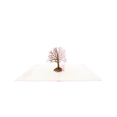 Kirschbaum mit Schaukel