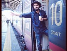 Lula LOVES Trains