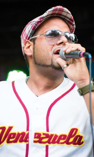 Ricardo Barboza - Lead Singer