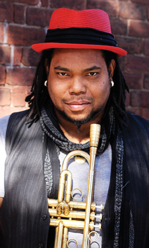 Alexis Baro - Trumpet