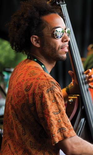 Yoser Rodriguez - Bass