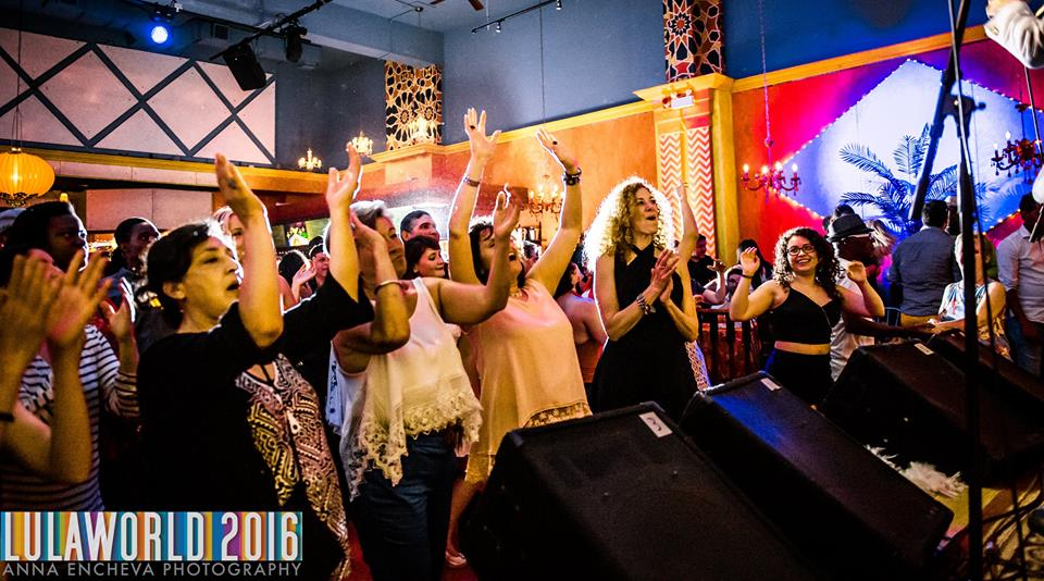 Live Music experience at Lula Lounge