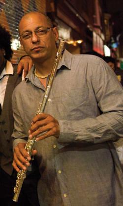 Jorge Maza - Flute & Saxaphone