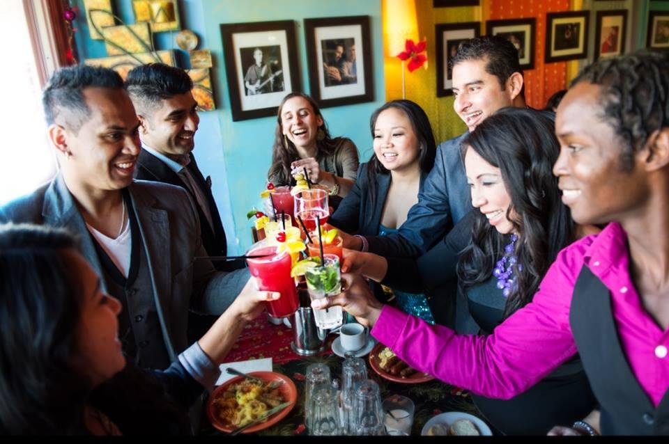 Holiday Party at Lula Lounge