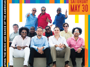 Lula All Stars CD Release May 30