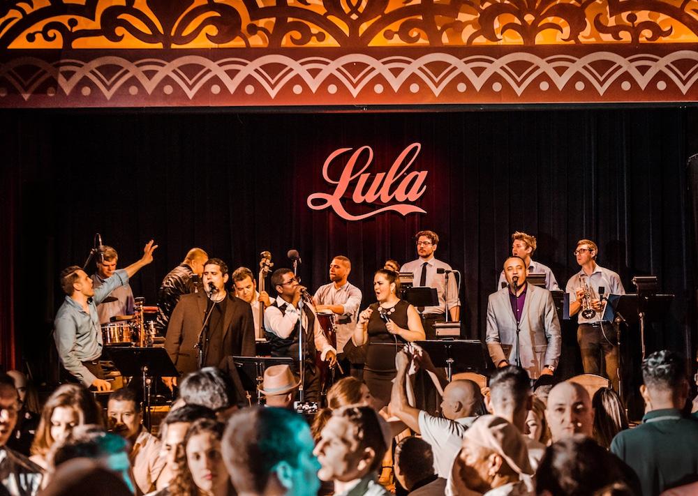 Live Salsa Band Lacalu
