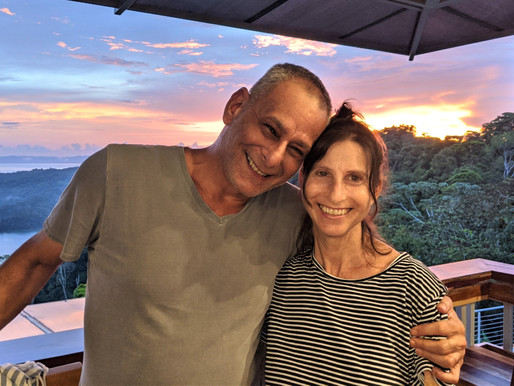 How to Work with Your (Romantic) Partner: Keith and Nicole Goldstein, Cielo Lodge, Costa Rica
