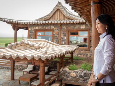 Eco-minded: Undraa Buyannemekh, President, Nomadic Expeditions & Three Camel Lodge, Mongolia