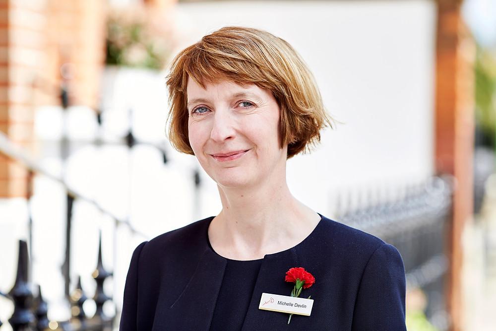 Michelle Devlin, General Manager, Egerton House Hotel