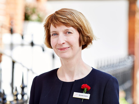 Eco-minded: Michelle Devlin,  head of sustainability, Red Carnation Hotels