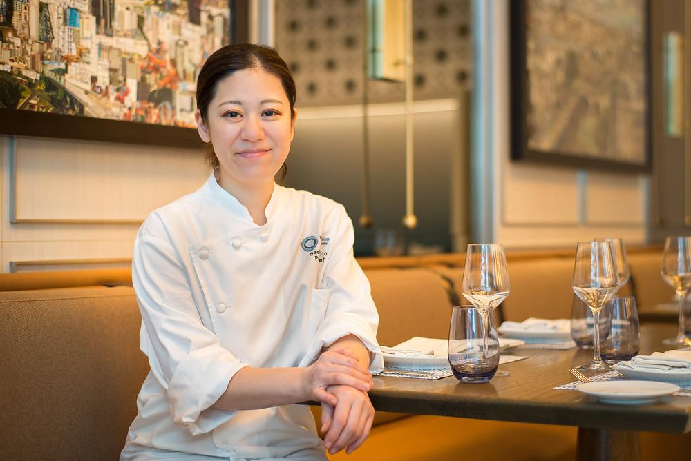 Saeko Nemoto, Executive Pastry Chef, Boulud Sud Miami