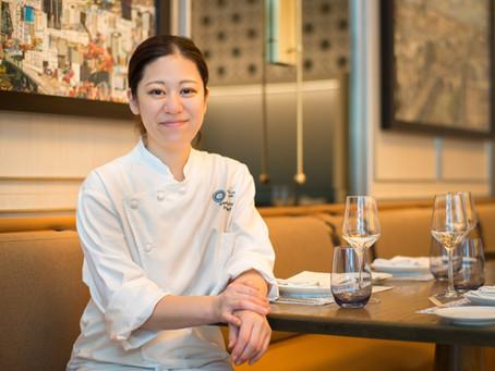 Icing on the Cake: Saeko Nemoto, Executive Pastry Chef, Boulud Sud Miami