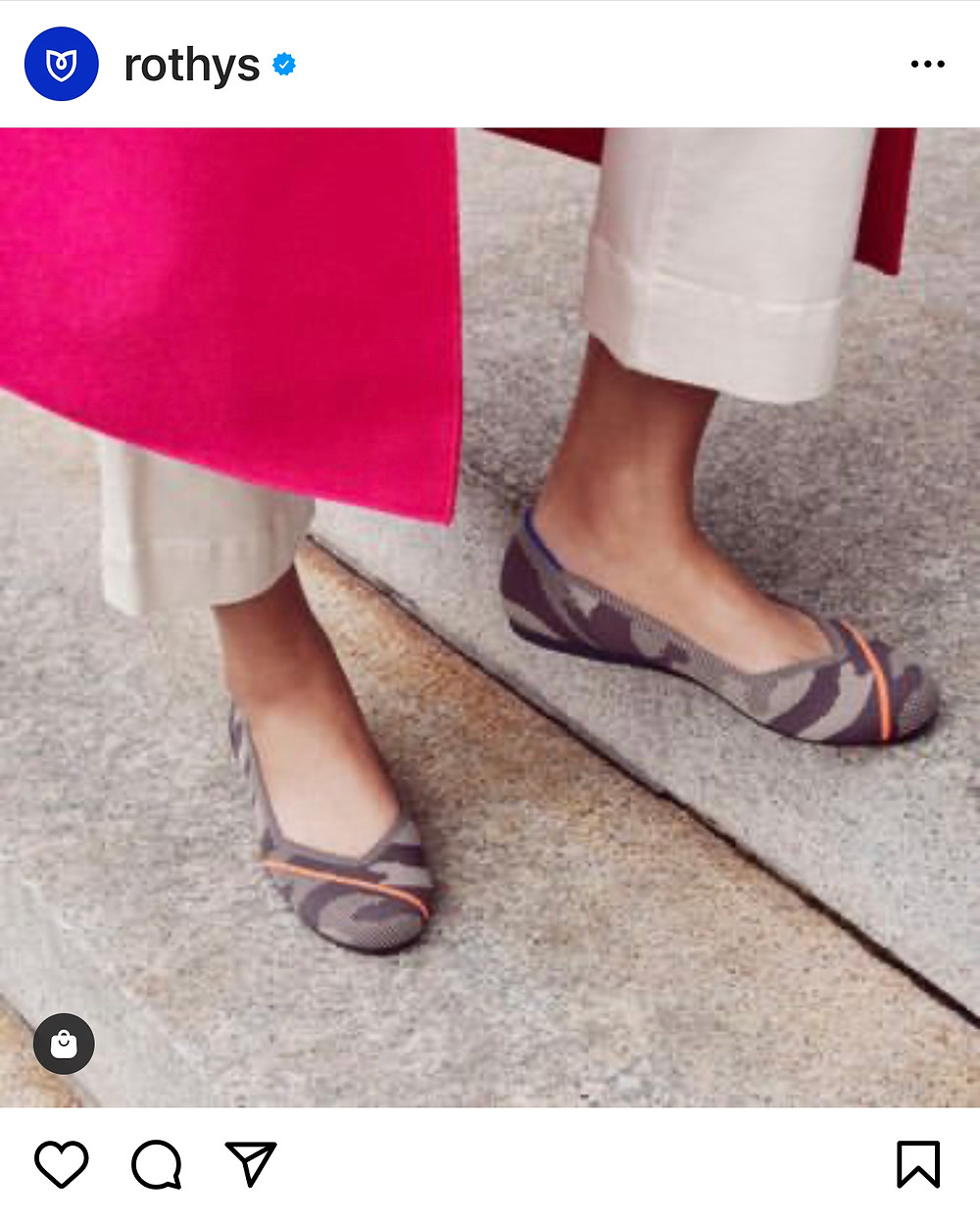 Rothys shoes hertelier
