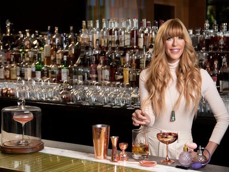 Divine Spirit: Mariena Mercer Boarini, Mixologist, Wynn Las Vegas