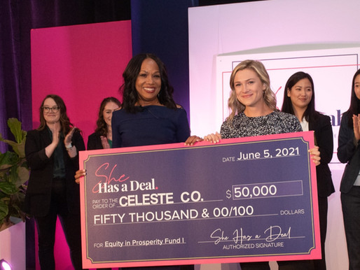 $50K Winner: Emma Claire Spring–Scoop on the She Has a Deal (SHaD) Experience