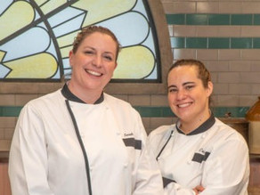 Interview with Sarah & Cristina from GBBO: The Professionals