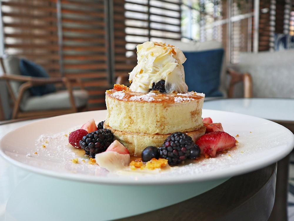 Japanese Pancakes, photo courtesy Boulud Sud Miami