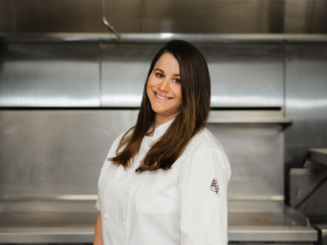 Carving Her Path: Maria Tampakis, Executive Chef, Four Seasons Hotel New York Downtown