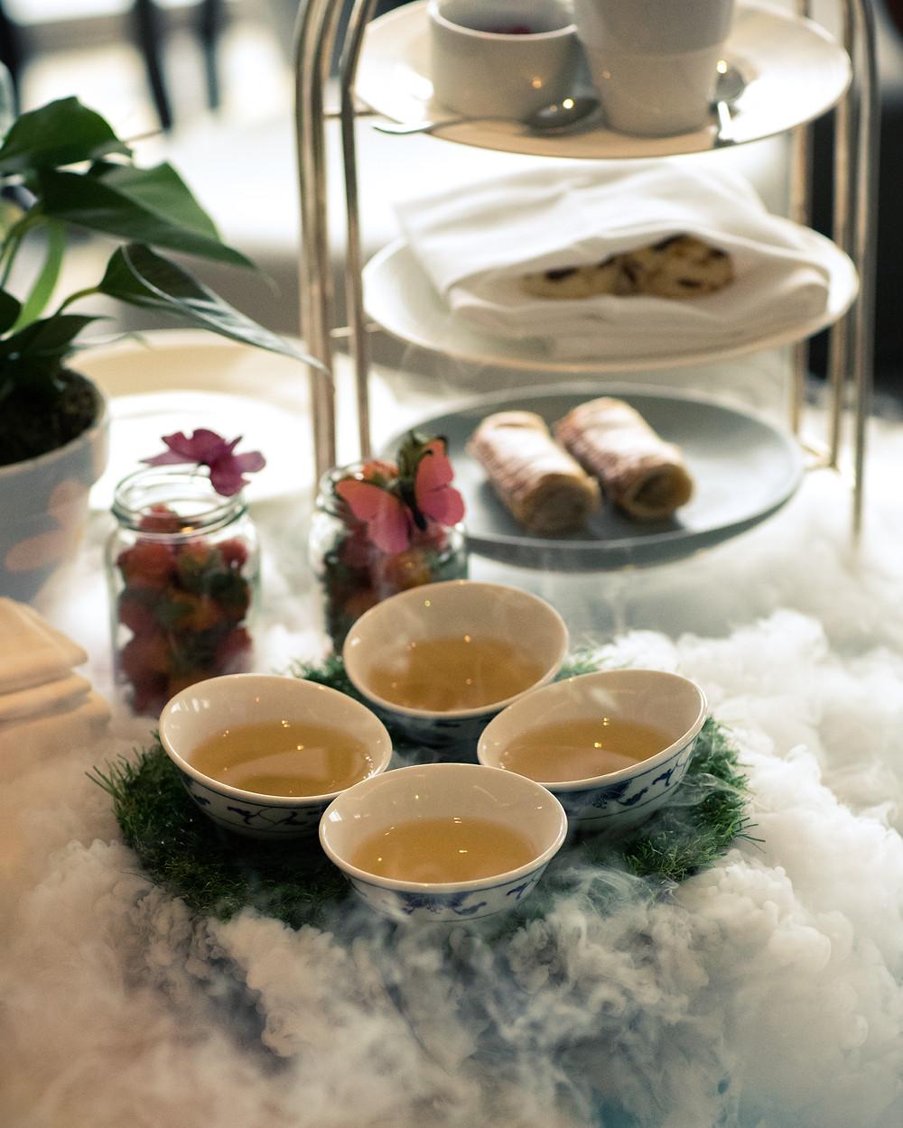 Afternoon Tea, Shangri-La at The Shard