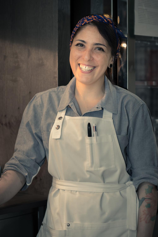Verónica Garrido Martínez at the Great Scotland Yard Hotel