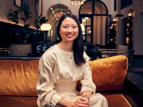 Connie Wang, Managing Director, Hotel Figueroa
