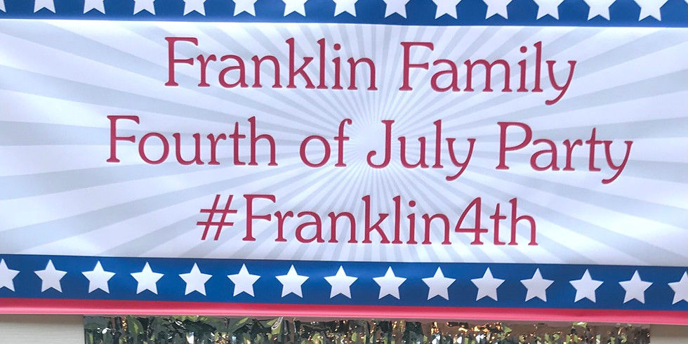 Franklin's Cookout