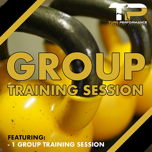 ONE Group Training Session