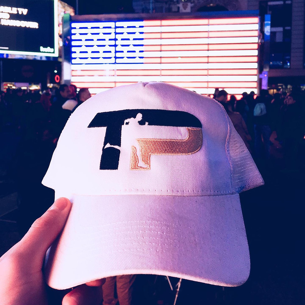 TP HAT PIC - TIMES SQUARE, NYC.JPG
